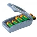 Зарядни устройства за NiCd, NiMH, Li-Ion, SLA акумулаторни батерии и пакети